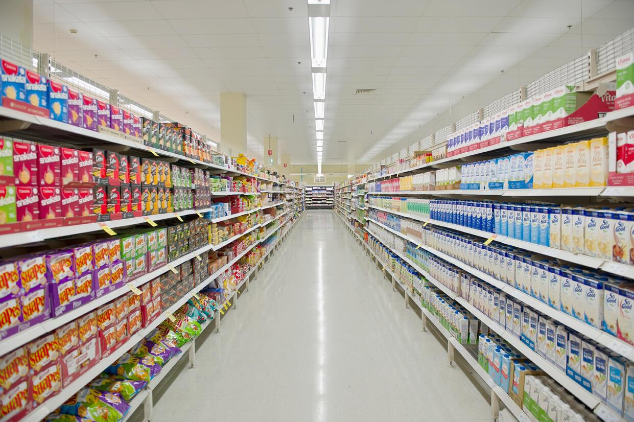 法國超級市場