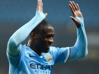 Yaya Touré kiungo wa kati wa Manchester City