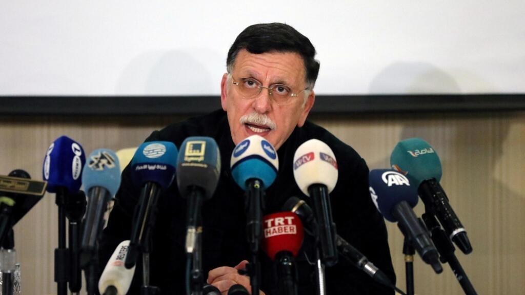 Libye: le Premier ministre Fayez el-Sarraj annonce sa démission prochaine
