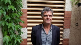 Fabrice Berthon, commissaire général du Sommet de l'élevage de Clermont-Ferrand
