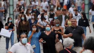 "The southern French cities of Toulouse and Montpellier will pass to ""maximum alert"" status on Tuesday amid a surge in coronavirus cases."