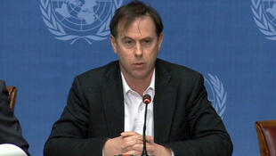人權高專辦發言人科爾維爾(Rupert Colville)。