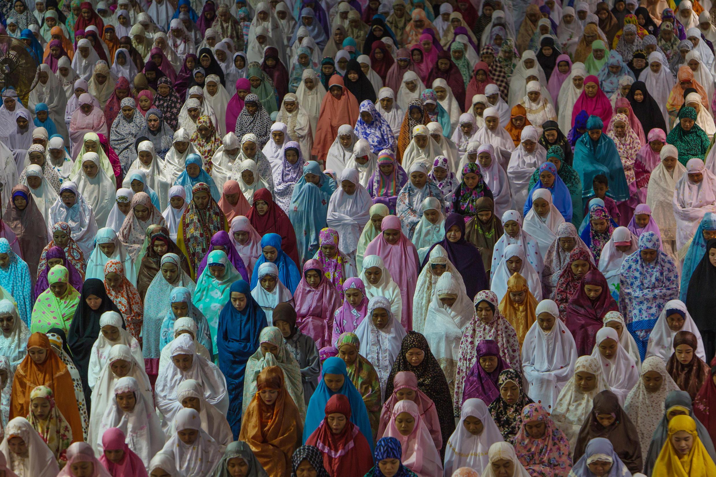 Cette journée mondiale est l'occasion de rappeler que quelque 200 millions de femmes dans le monde souffrent de mutilations sexuelles comme en Indoénsie (photo, Jakarta, mai 2017)