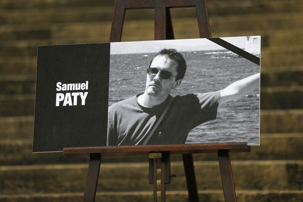 2020-11-26 france terrorism islamism teacher samuel paty beheaded