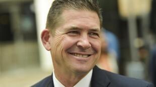 L'ambassadeur américain au Kenya, Kyle McCarter.
