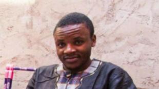 Albert Roland Djomeni, migrant camerounais.
