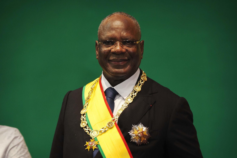 Rais wa Mpya wa Mali Ibrahim Boubacar Keïta amevunjia mbali Kamati ya Mabadiliko ya Jeshi