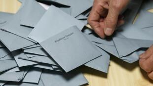 法國大區選舉