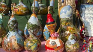 A festa das cabaças ou Cougourdon acontece desde a idade média na cidade de Nice, no sul da França.