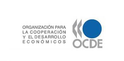 Logo de la OCDE.