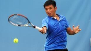Lý Hoàng Nam là tay vợt Việt Nam đầu tiên giành một giải Grand Slam -DR