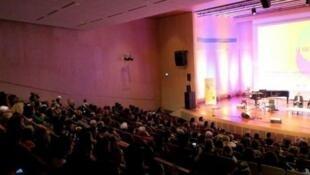 La Nuit des Idées, an event held at the Institut français