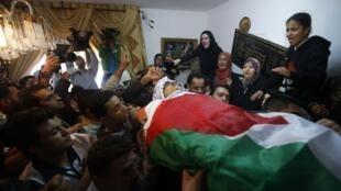 Soldados israelenses mataram um jovem palestino de 17 anos e feriram outro nesta quarta-feira,3 na Cisjordânia