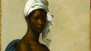 Portrait de Madeleine, par Marie-Guillemine Benoist.