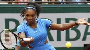 Serena Williams vai à final de Roland Garros