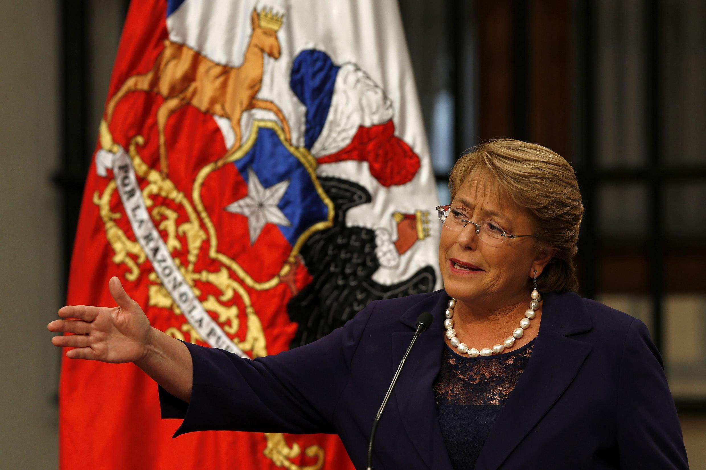 La modification des indicateurs dans un rapport de la Banque mondiale sur le climat des affaires a porté préjudice au Chili sous la présidence Bachelet.