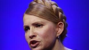 Юлия Тимошенко в Дублине 06/03/2014 (архив)