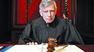 El juez Thomas Griesa, de Nueva York.