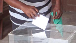 Congo-Brazzaville - Vote - Urne - AP757445798905-(1)