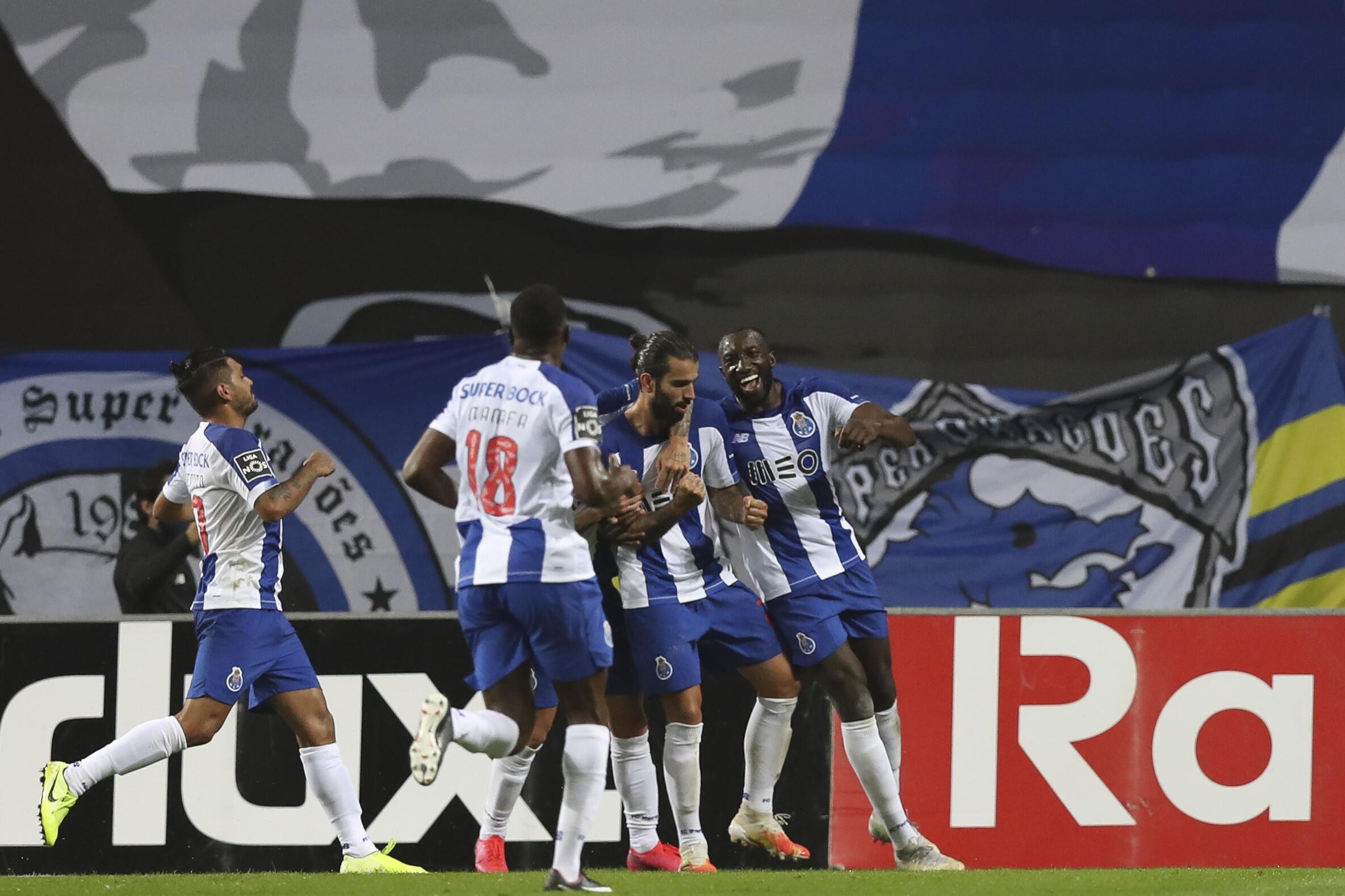 O FC Porto venceu por 4-0 o Boavista.