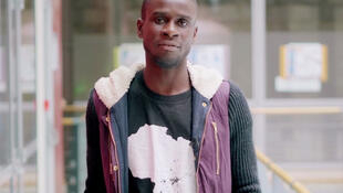 Daniel Oulai, fondateur de la start-up Grainothèque.