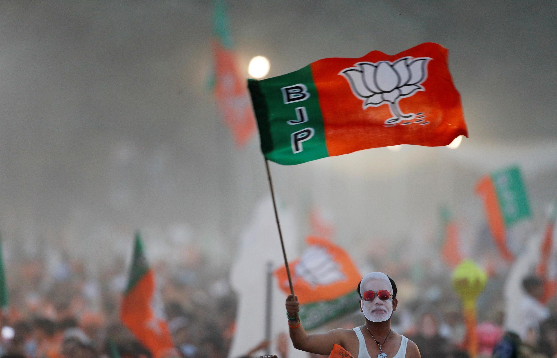 Đảng Quốc gia Bharatiya Janata Party (BJP) của thủ tướng Narendra Modi hy vọng thắng thêm một nhiệm kỳ 5 năm.