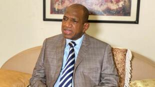 Kabinet Komara, ancien Premier ministre de la Guinée.