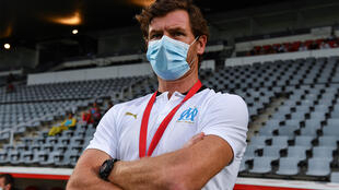 Marseille boss André Villas Boas will lead the side into the Champions League for the first time in seven years.