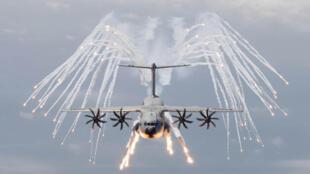 El A400M de Airbus.