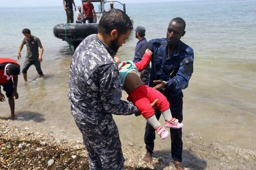 Alé dos corpos de três bebês, mais de 100 pessoas ainda estão desaparecidas