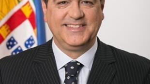 O Secretário de Estado da Internacionalização, Jorge Costa Oliveira