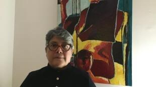 A feminista mexicana Amália Fischer, co-fundadora do Fundo Elas.
