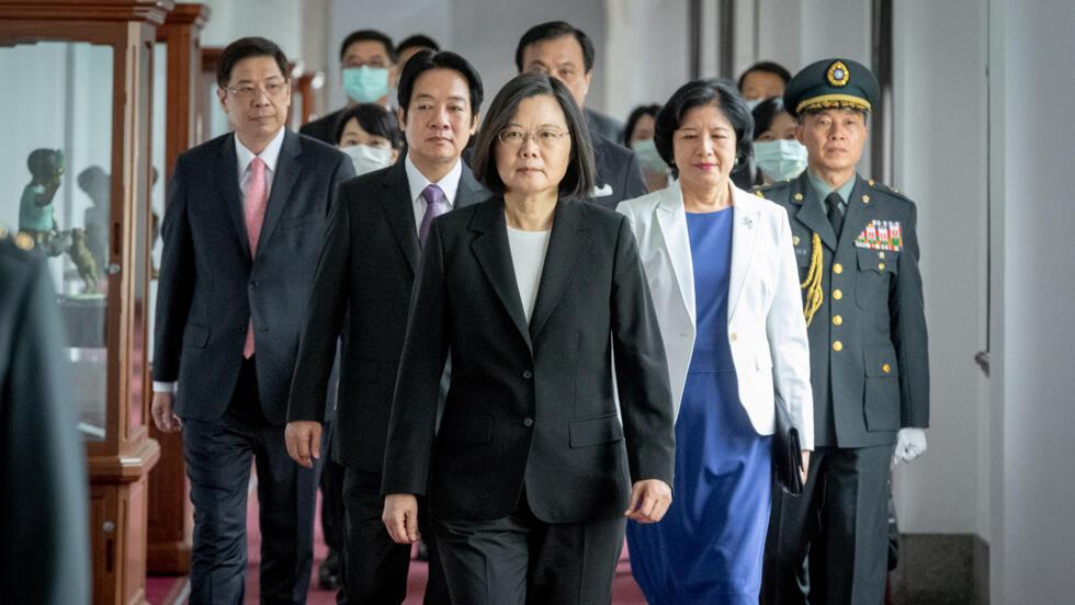 台湾总统蔡英文开启第二任期,2020 05 20
