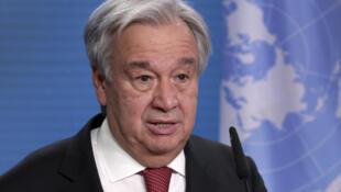 """El secretario general de la ONU, Antonio Guterres, criticó a los países desarrollados por crear una """"reserva"""" de vacunas contra el covid-19"""