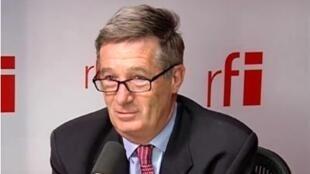 Pierre Lequiller, député des Yvelines et président de la commission des Affaires européennes à l'Assemblée nationale.