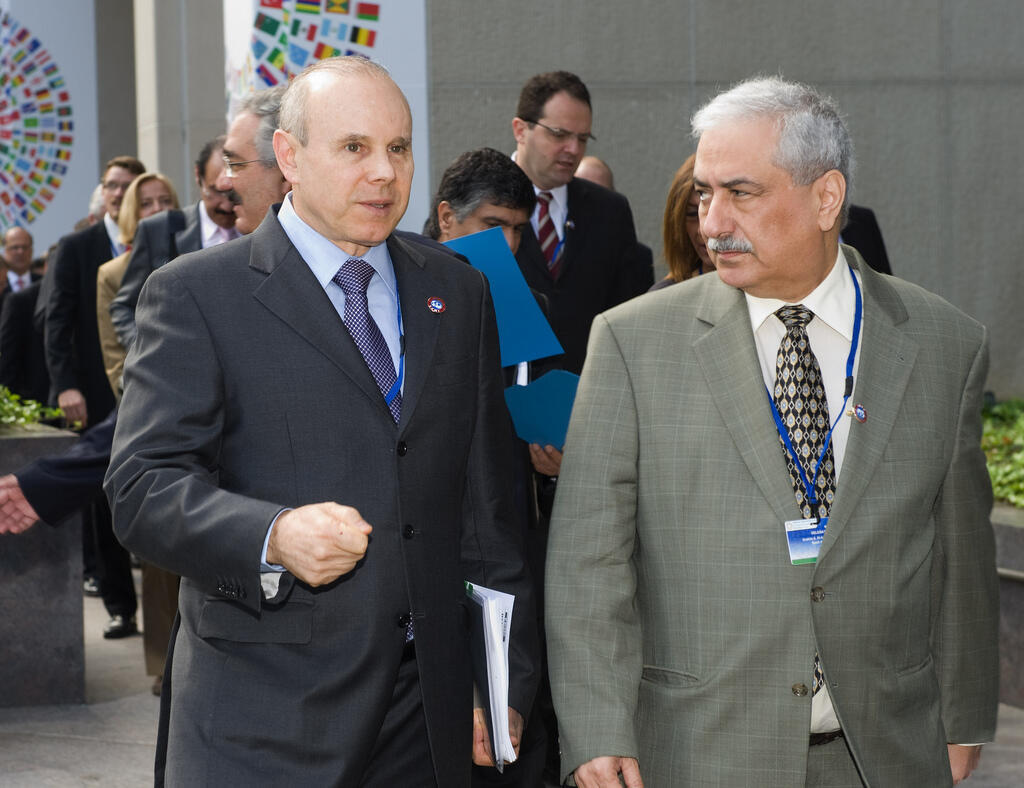 O ministro brasileiro da Fazenda, Guido Mantega.