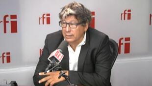 Eric Coquerel, secrétaire national du Parti de gauche