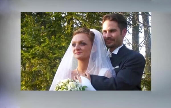 Vincent and Rachel Lambert married in 2007, one year before his car accident.