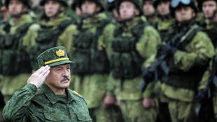 Belarus' President Alexander Lukashenko has ruled the country for 26 years