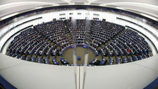 Le Parlement européen de Strasbourg, le 10 mai 2016.