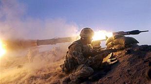 Les exportations d'armes françaises en 2012 sont en nette baisse.