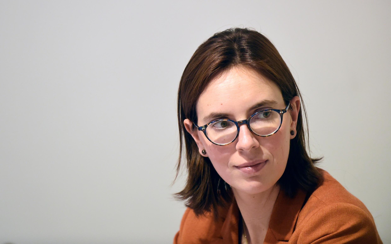 Amélie de Montchalin.