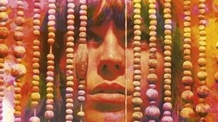 Portada del disco de Melody Prochet,  'Melody's Echo Chamber'.