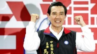 Tổng thống Đài Loan tái đắc cử Mã Anh Cửu, ngày 15/01/2012