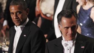 Nesta segunda-feira, os dois candidatos à presidência dos Estados Unidos, o presidente Barack Obama e ex-governador de Massachussets Mitt Romney, vão se enfrentar no último debate antes das eleições.