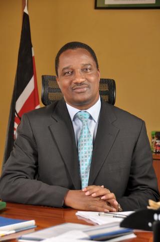 Moses Ikiara, Managing Director, Kenya Investment Authority