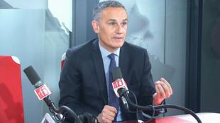 Arnaud Danjean-député Européen.