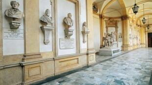 Université de Turin, Italie.