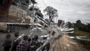População de Pungué foge de homens armados