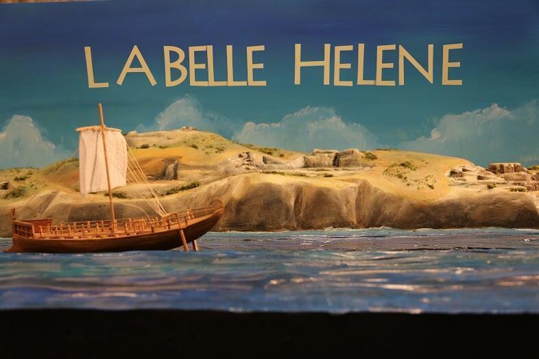 La Belle Hélène se joue au Théâtre du Châtelet